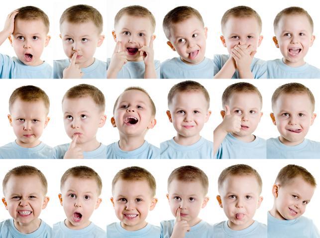 Семь базовых эмоций